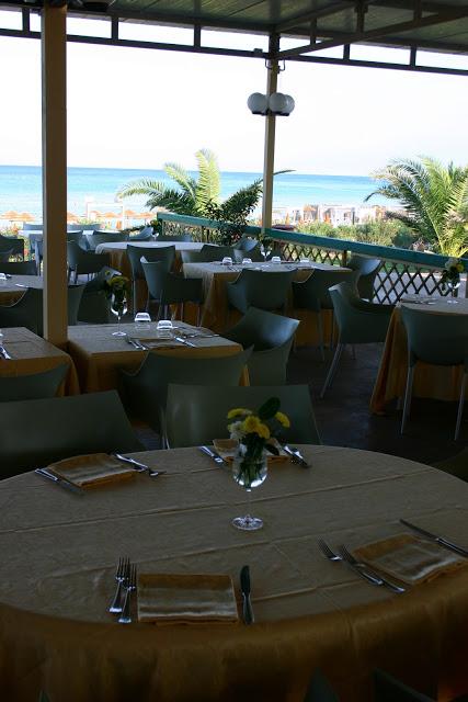 ресторан и пиццерия на лидо САн Лоренцо