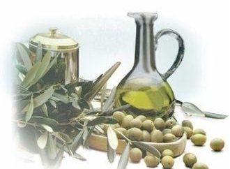 Настоящее оливковое масло