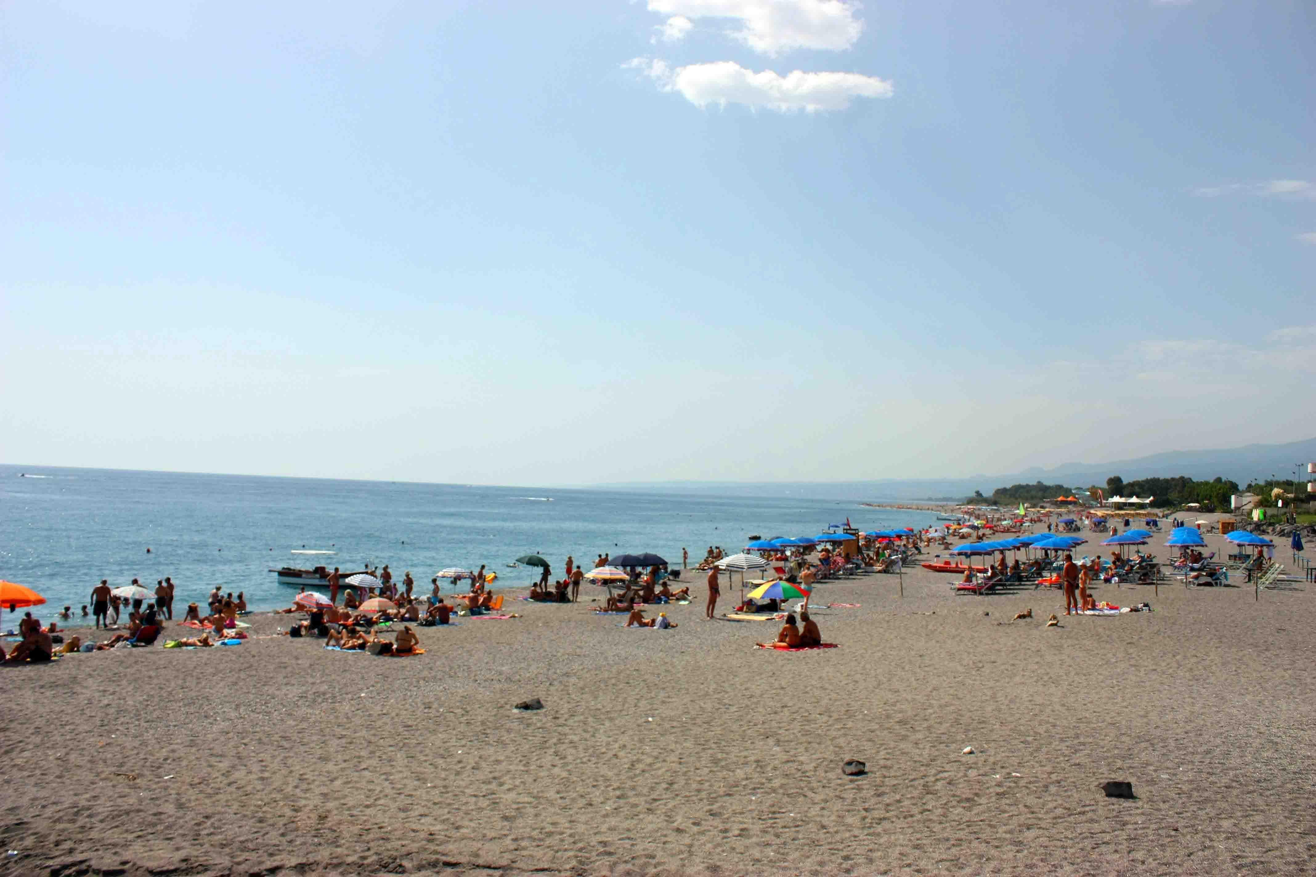 пляж Реканати (в 250 м)