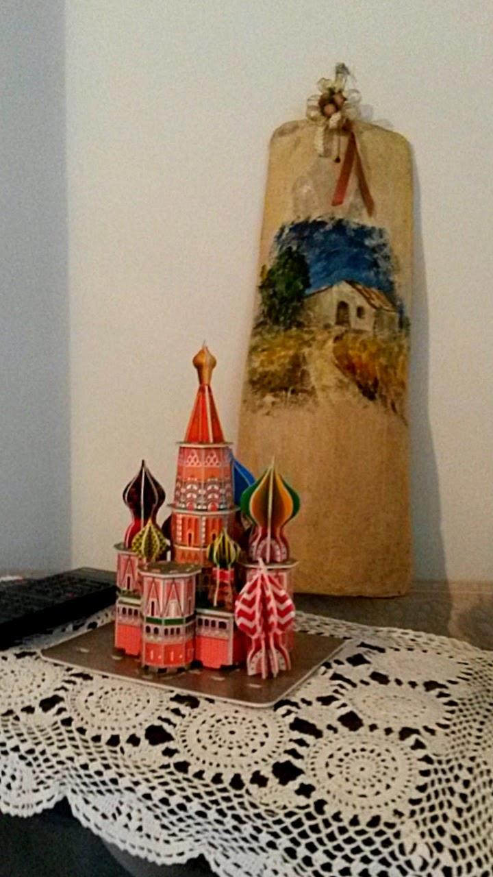 Италия-Россия. Хозяева бережно хранят подарок от прошлых российских туристов