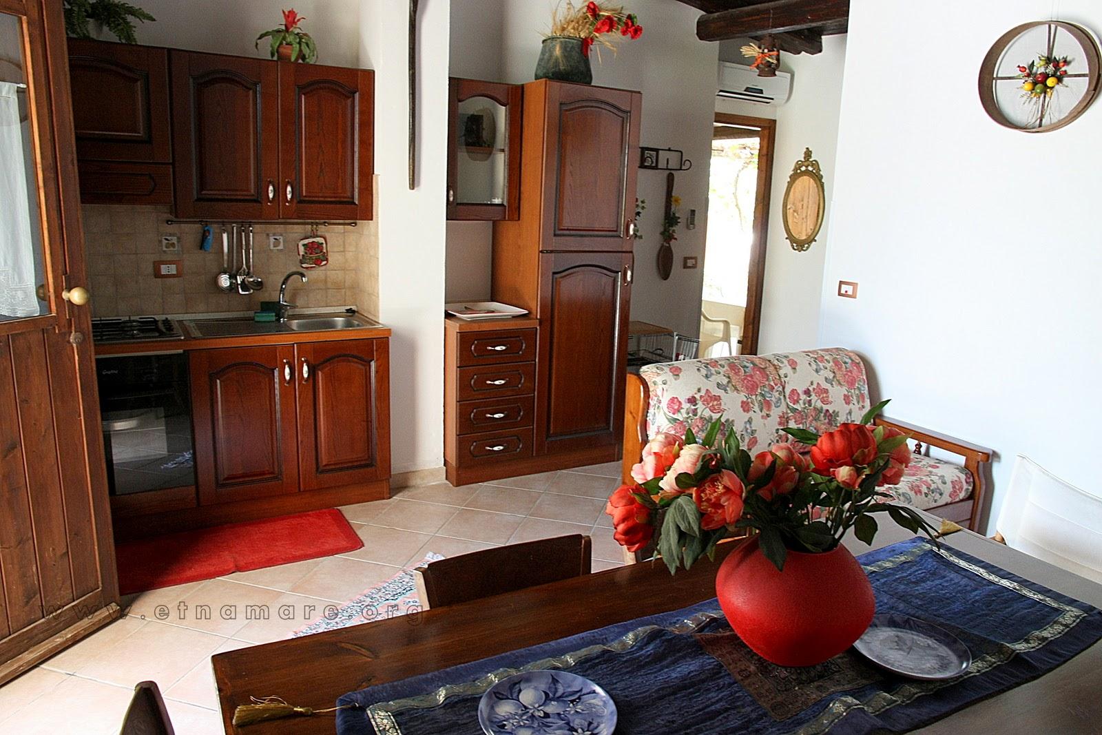 кухня-салон апартамента №2