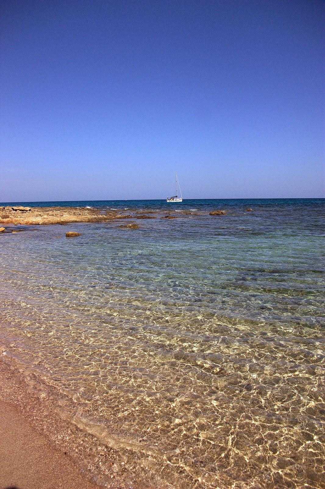 «карибские» пляжи Сан Лоренцо