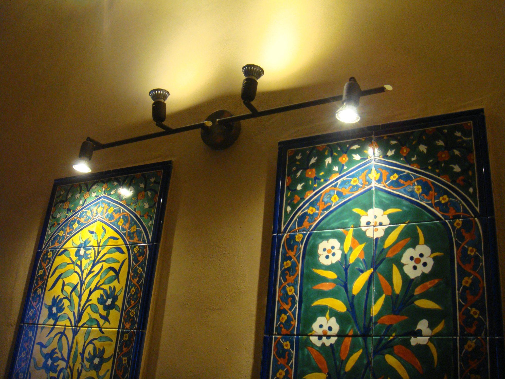 этнические мотивы в дизайне домика